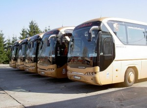 заказать автобус в Харькове