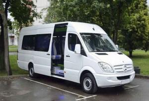 заказать автобус на свадьбу в харькове